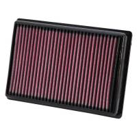 K&N - K&N High Flow Air Filter [Street]: BMW S1000RR '09-'19, S1000R '14-'19, HP4, S1000XR