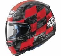 Arai - Arai Regent-X Patch Helmet: Matte Red