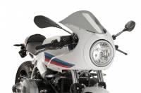 Puig - Puig Race Windscreen: BMW R nineT Racer