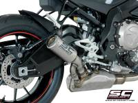SC Project - SC Project CR-T Slip-on Exhaust: BMW S1000R '17-'20