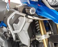 GIVI - Givi Upper Brushed Stainless Steel Crash Bars: BMW R1200GS, R1250GS
