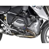 GIVI - Givi Black Engine Crash Bars: BMW R1200GS '13-'18, R1200R '15-'19, R1200RS '15-'19, R1250R '19 & R1250RS '19