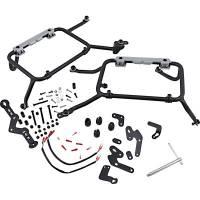Body - Luggage - GIVI - GIVI Saddlebag Supports: Moto Guzzi V85 TT
