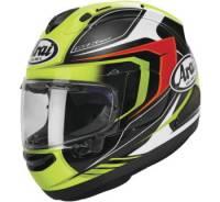 Arai - Arai Corsair-X Bracket Helmet: Fluorescent Yellow