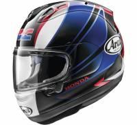 Helmets & Accessories - Helmets - Arai - Arai Corsair-X CBR Helmet [Black/Blue]