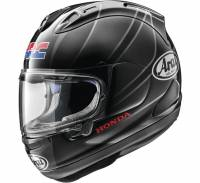 Helmets & Accessories - Helmets - Arai - Arai Corsair-X CBR Helmet [Black/Silver]