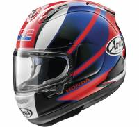 Helmets & Accessories - Helmets - Arai - Arai Corsair-X CBR Helmet [Red/Blue]