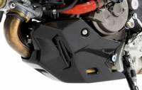 Shift-Tech - Shift-Tech Carbon Fiber Belly Pan Fairing: Ducati Multistrada 1200-1260 '15-'19, 950 '17+