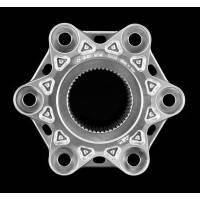 AEM Factory - AEM Factory Billet Alumnium Flange Cover Six Cush Drive: Ducati Panigale V4
