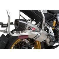 Yoshimura - Yoshimura R-77 Stainless Steel Exhaust: BMW R1250GS