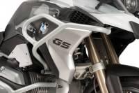 Puig - Puig Grey Upper Crash Guards: BMW R1250GS