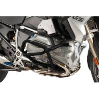 Puig - Puig Lower Black Engine Guards: BMW R1200GS