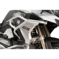 Puig - Puig Upper Grey Engine Guards: BMW R1200GS