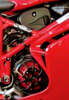 Speedymoto - SPEEDYMOTO Ducati Dry Clutch Cover: 10 Spoke - Image 7