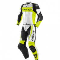 White/Fluo-Yellow/Black