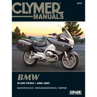 Clymer Manuals - Clymer Repair Manual: BMW R1200 Twin '04-'09