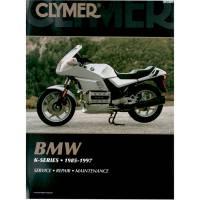 Books & Repair Manuals - Clymer Manuals - Clymer Repair Manual: BMW K-Series