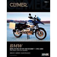 Books & Repair Manuals - Clymer Manuals - Clymer Motorcycle Repair Manual: BMW R850, R1100GS, R1200C
