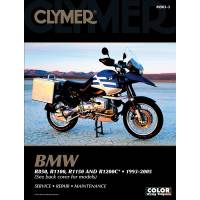 Clymer Manuals - Clymer Motorcycle Repair Manual: BMW R850, R1100GS, R1200C