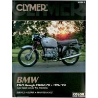 Clymer Manuals - Clymer Repair Manual: BMW R-Series