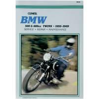 Books & Repair Manuals - Clymer Manuals - Clymer Repair Manual: BMW 500&600 Twins