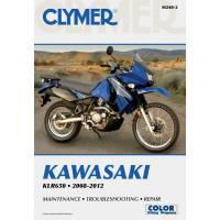 Books & Repair Manuals - Clymer Manuals - Clymer Repair Manual: Kawasaki KLR 650 '08-'12