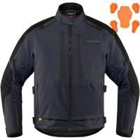 Men's Apparel - Men's Textile Jackets - Icon  - Icon Raiden Jacket [Blue]