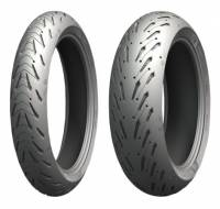 Michelin Tires - Michelin Road 5 Trail Tire Set: BMW R nineT Scrambler