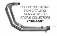 Exhaust - Headers - Arrow - Arrow Racing Headers: Triumph Speed Twin '18+, Thruxton 1200/R '16+