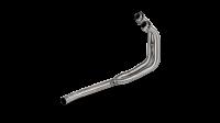 Exhaust - Headers - Akrapovic - Akrapovic Stainless Steel Header: Yamaha Tenere 700
