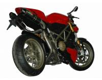 QD Exhaust - QD Exhaust Full Exhaust System: Ducati Streetfighter 1098/S-848
