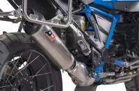 QD Exhaust - QD Exhaust Magnum Slip-on System: BMW R1200GS '15+