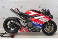 Exhaust - Full Systems - FM Projects - FM Projects Titanium Exhaust: Ducati Panigale V4/S