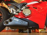 FM Projects - FM Projects Slip-On Exhaust: Ducati Panigale V4/S