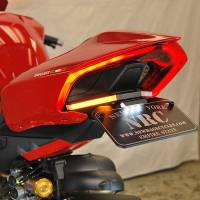Body - Plate Relocator - New Rage Cycles - New Rage Cycles Fender Eliminator: Ducati Streetfighter V4/S, Panigale V2