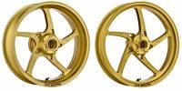 OZ Motorbike - OZ Motorbike Piega Forged Aluminum Wheel Set: Honda Hornet 900 - Image 1