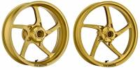 OZ Motorbike - OZ Motorbike Piega Forged Aluminum Wheel Set: Ducati Monster 695ie, 696, MTS620 - Image 2