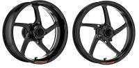 OZ Motorbike - OZ Motorbike Piega Forged Aluminum Wheel Set: Suzuki B-King '08-'11
