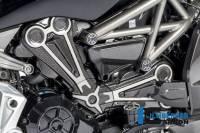 ILMBERGER CARBON - Ilmberger Carbon Fiber Cam Belt Cover Set: Ducati X Diavel