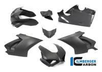 ILMBERGER CARBON - Ilmberger Carbon Fiber Superstock Fairing Kit: Ducati Panigale V4/S '18-'19