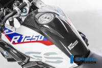 ILMBERGER CARBON - Ilmberger Carbon Fiber Gloss Tank Cover: BMW R1250GS, Adventure