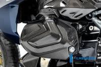 ILMBERGER CARBON - Ilmberger Carbon Fiber Rocker Cover Set: BMW R1250GS, Adventure, R1250RS/S