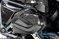 ILMBERGER CARBON - Ilmberger Carbon Fiber Gloss Spark Plug Cover: BMW R1250GS, Adventure, R1250RS/R