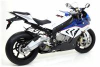 Exhaust - Full Systems - Arrow - Arrow Competition EVO Full Exhaust: BMW S1000RR '15-'18