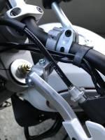 Barkbusters  - Barkbusters VPS Handguard Kit: Ducati Scrambler Desert Sled, Flat Track Pro, Full Throttle - Image 4