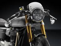 RIZOMA - Rizoma Headlight Guard: Triumph Thruxton/R '16+