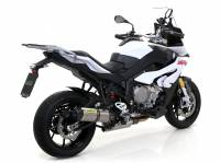 Arrow - Arrow Race-Tech Slip-On Exhaust: BMW S1000XR '15-'17