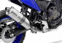 LeoVince - Leo Vince One Evo Stainless Slip-On Exhaust: Yamaha Tenere 700