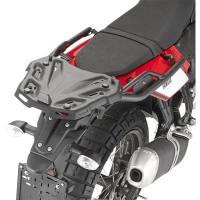 GIVI - GIVI Rear Rack and Mount: Yamaha Tenere 700