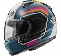 Arai - Arai Defiant-X Number Helmet: Blue